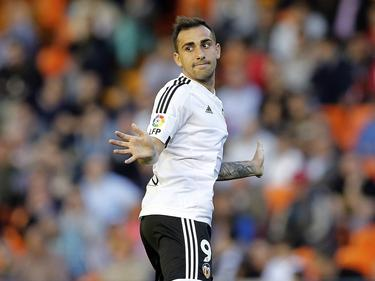 Auch Paco Alcácer konnte die Niederlage nicht verhindern