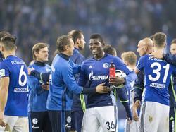 Schalke will für Breel Embolo siegen
