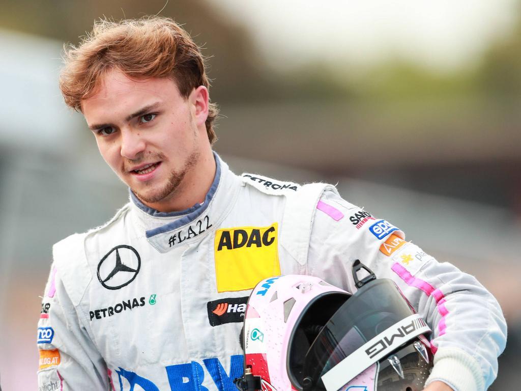 Formel 1: Force India lädt Auer zu Test ein