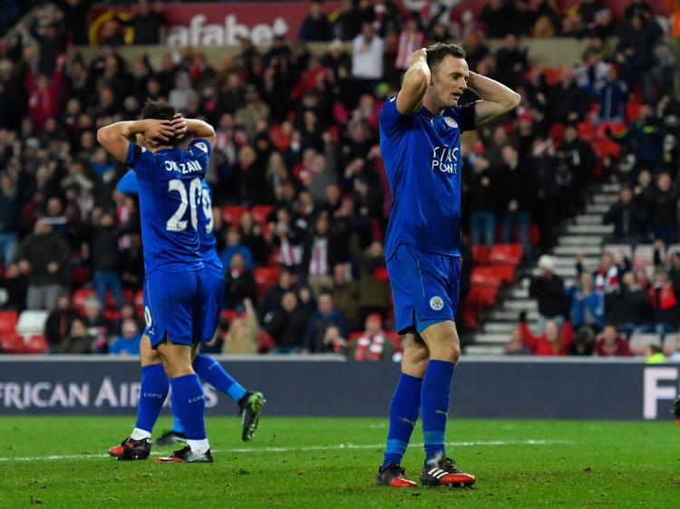 Die Helden von Leicester sind zurück in der harten Realität