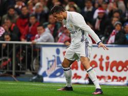 Cristiano Ronaldo will mit Real Madrid den nächsten Titel feiern