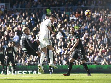 Cristiano Ronaldo erzielte das 3:0 für Real gegen Granada