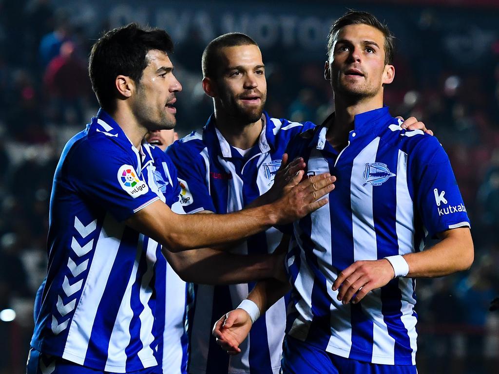Bei Deportivo Alavés wird wieder gejubelt