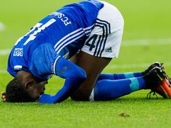 Schalkes Abdul Rahman Baba hat sich am Kreuzband verletzt