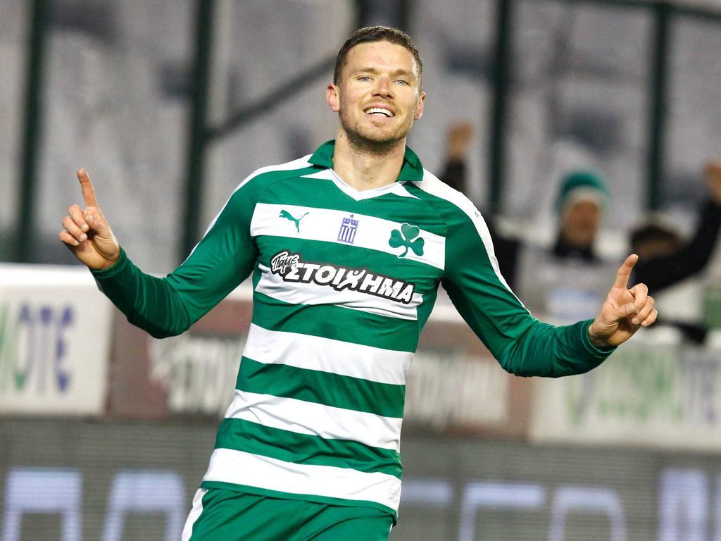Marcus Berg soll nächste Saison Kapitän von Panathinaikos Athen werden