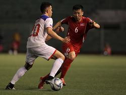 Die Nordkoreaner müssen im Juni gegen Malaysia ran