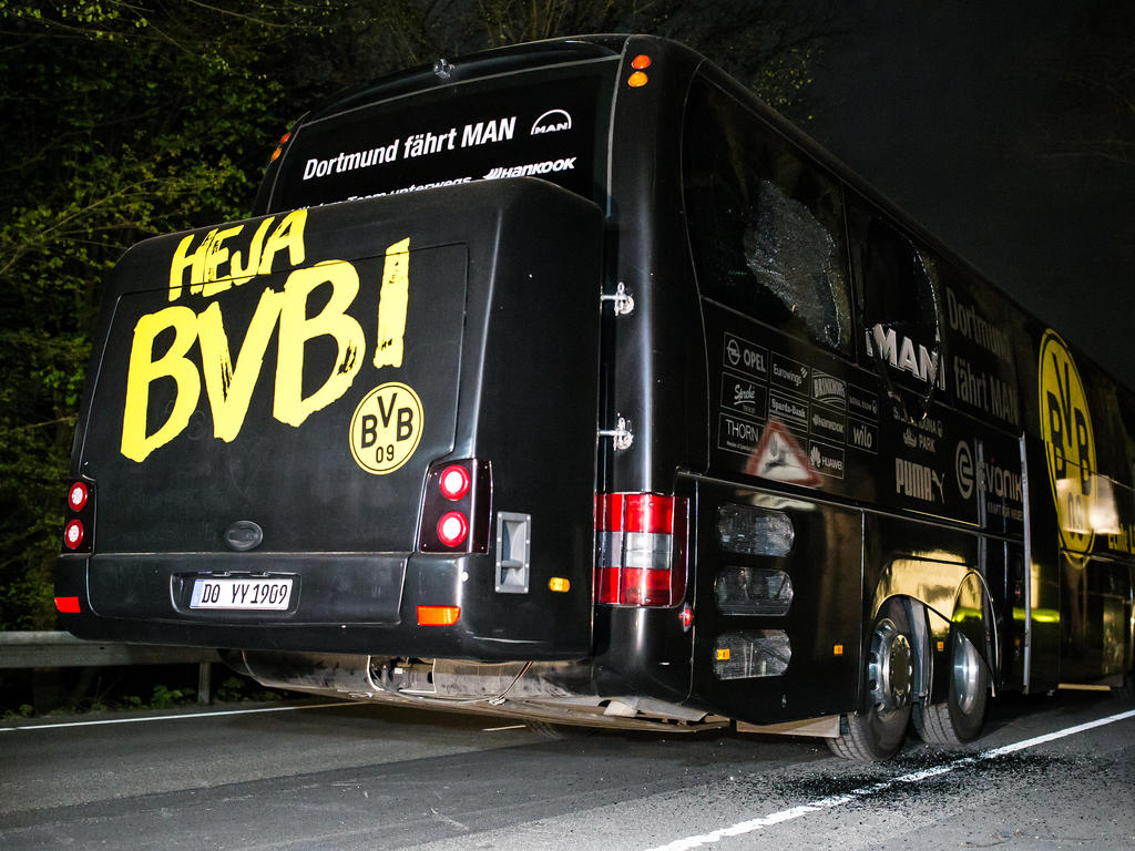 Ermittler rekonstruieren BVB-Anschlag am Dortmunder Tatort