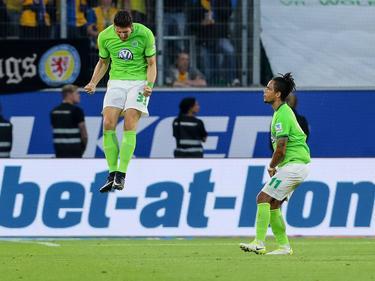 Mario Gomez hat den VfL zum Sieg gegen Braunschweig geschossen