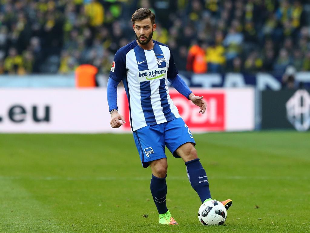 Transfermarkt: Gerüchte um Marvin Plattenhardt von Hertha BSC