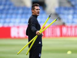 Miroslav Klose gehört seit sieben Monaten zum Trainerstab von Joachim Löw