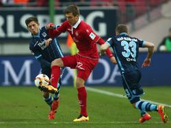 Maurice Deville (M.) verlässt den FC Kaiserslautern