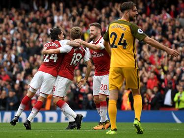 Die Gunners feiern den zweiten Erfolg in Serie