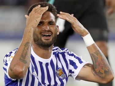 El brasileño Willian José ha realizado un 'póker' de goles. (Foto: Imago)