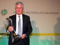 Jupp Heynckes baut weiter auf die Stärke der Bayern