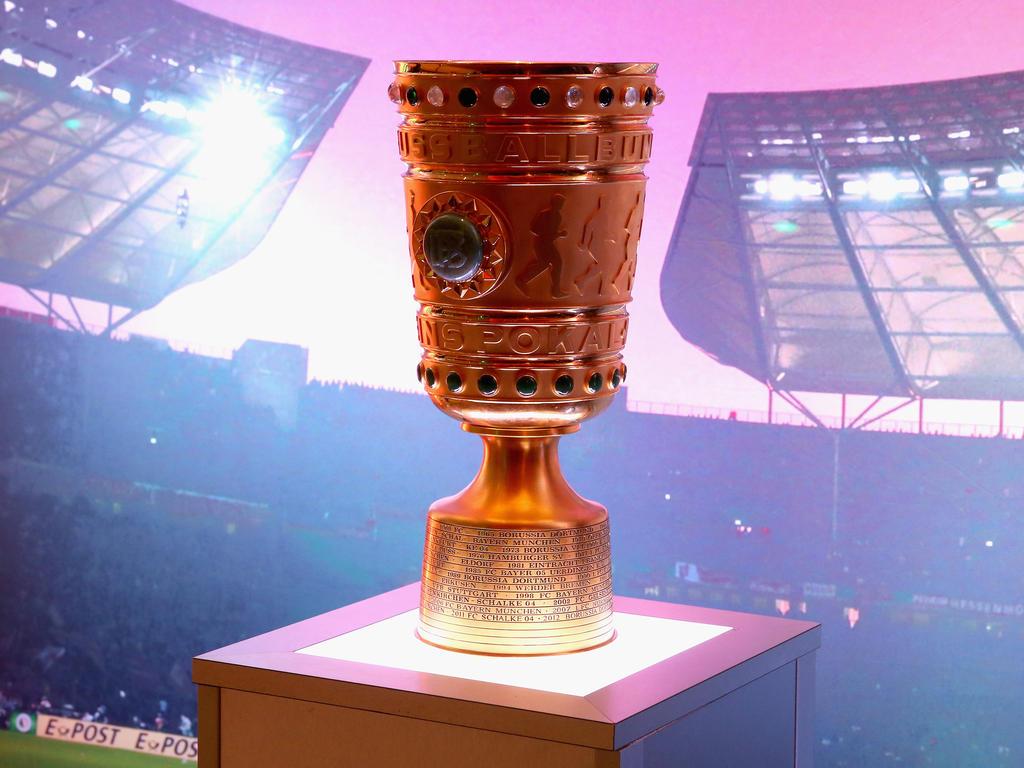 Die zweite Runde der DFB-Hauptrunde wurde in München ausgelost
