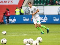 Knoche kickt seit elf Jahren in Wolfsburg