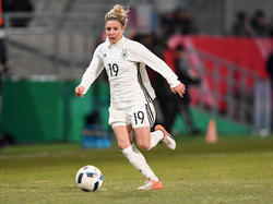 Nationalspielerin Svenja Huth bleibt langfristig bei Turbine Potsdam