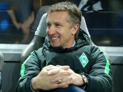 Frank Baumann weiß nichts vom Interesse der TSG Hoffenheim an Serge Gnabry