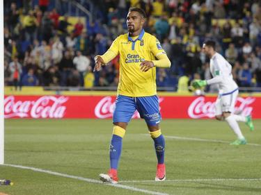 Kevin-Prince Boateng traf für Las Palmas