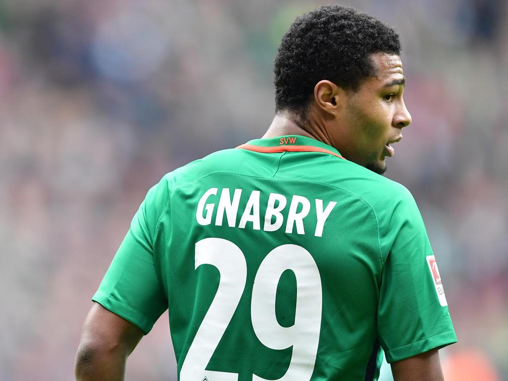 Serge Gnabry (Bayern München, 8 Mio.)