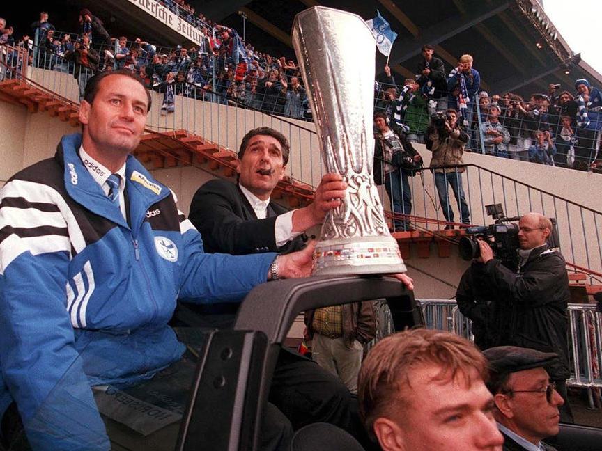 schalke uefa cup 1997