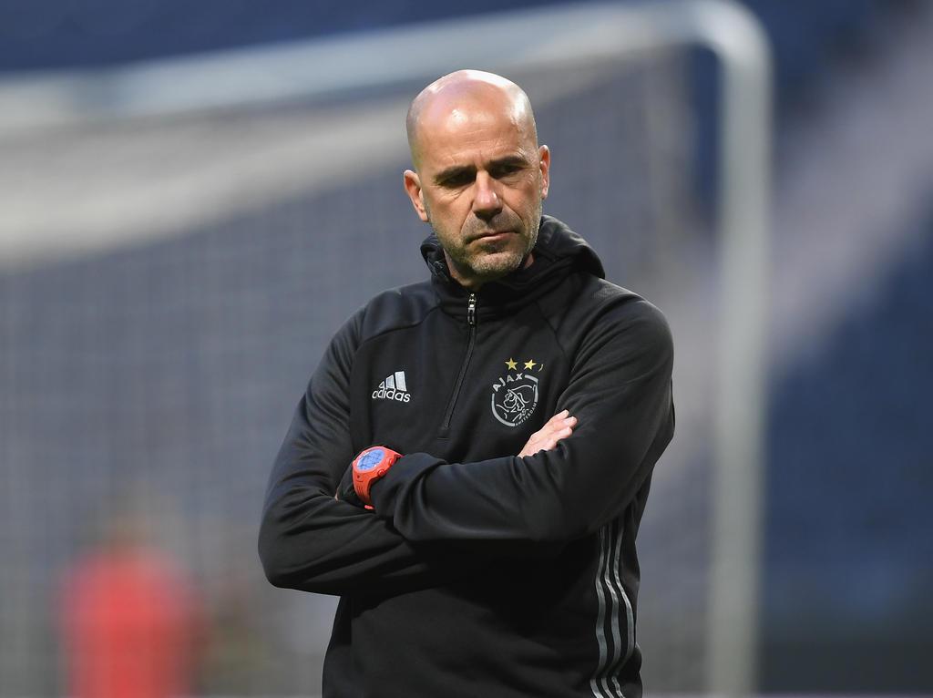 Peter Bosz beim BVB vorgestellt: