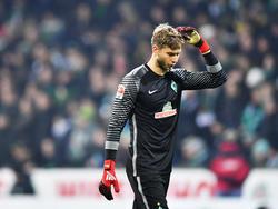 Felix Wiedwald will offenbar ins Ausland wechseln