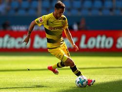 Erik Durm wird Dortmund wohl den Rücken kehren
