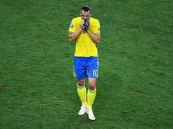 Wenig Unterstützung für ein Nationalmannschafts-Comeback von Zlatan Ibrahimović
