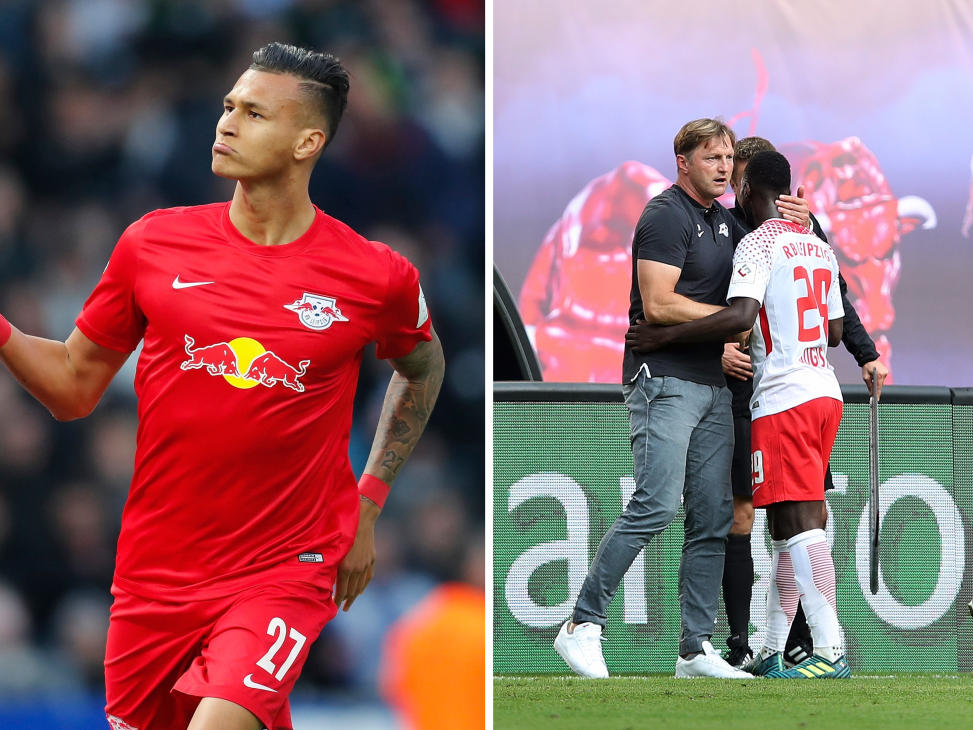 RB Leipzig: Top-Abgang: Davie Selke; Top-Zugang: Jean-Kévin Augustin