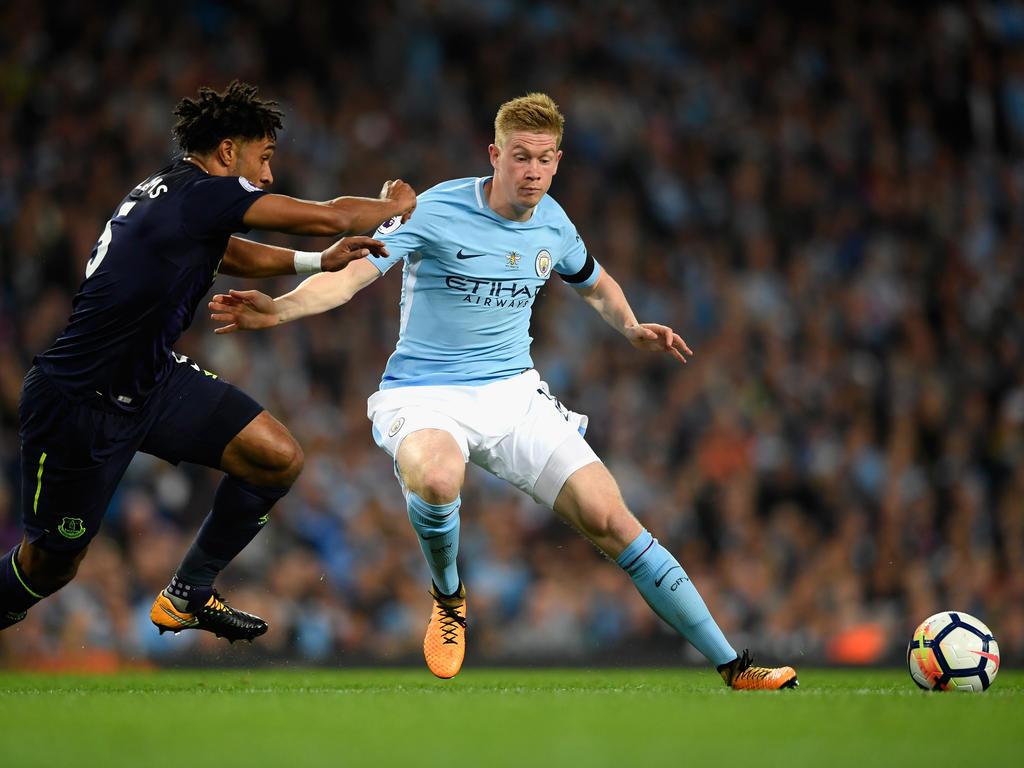 12. Platz: Kevin de Bruyne (Manchester City) - Gewinn: 52 Mio.