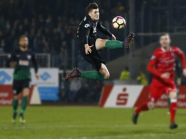 Warschewski stürmt weiter für den SC Preußen Münster