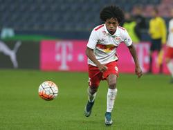 Yordy Reyna steht RB Salzburg lange Zeit nicht zur Verfügung