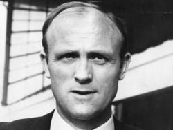 Don Howe im Januar 1971 als Trainer von West Brom