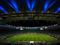 Im Maracanã gibt es wieder Strom