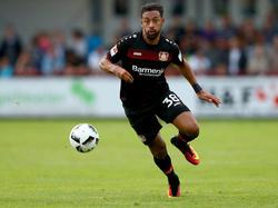 Karim Bellarabi möchte mit Bayer Leverkusen punkten