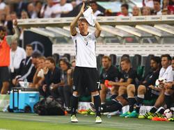 Verabschiedet sich Bastian Schweinsteiger bald in Richtung USA?