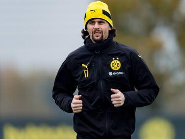 Neven Subotić musste gegen Köln II ausgewechselt werden