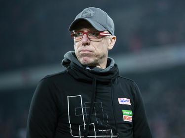 Peter Stöger ist mit seinem aktuellen Kader durchaus zufrieden
