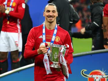 Zlatan Ibrahimović wurde für ManUnited einmal mehr zum Matchwinner