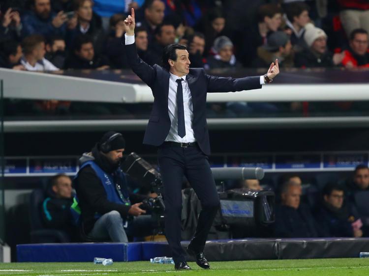 Emery quiere llevar al PSG a la punta de la Ligue 1. (Foto: Getty)