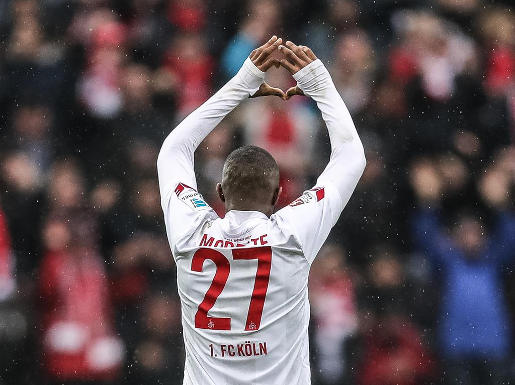 FC Köln trotz zweier Tore von Modeste nur 2:2 beim FCI
