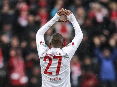 Anthony Modeste wird auch in Zukunft für den 1. FC Köln jubeln