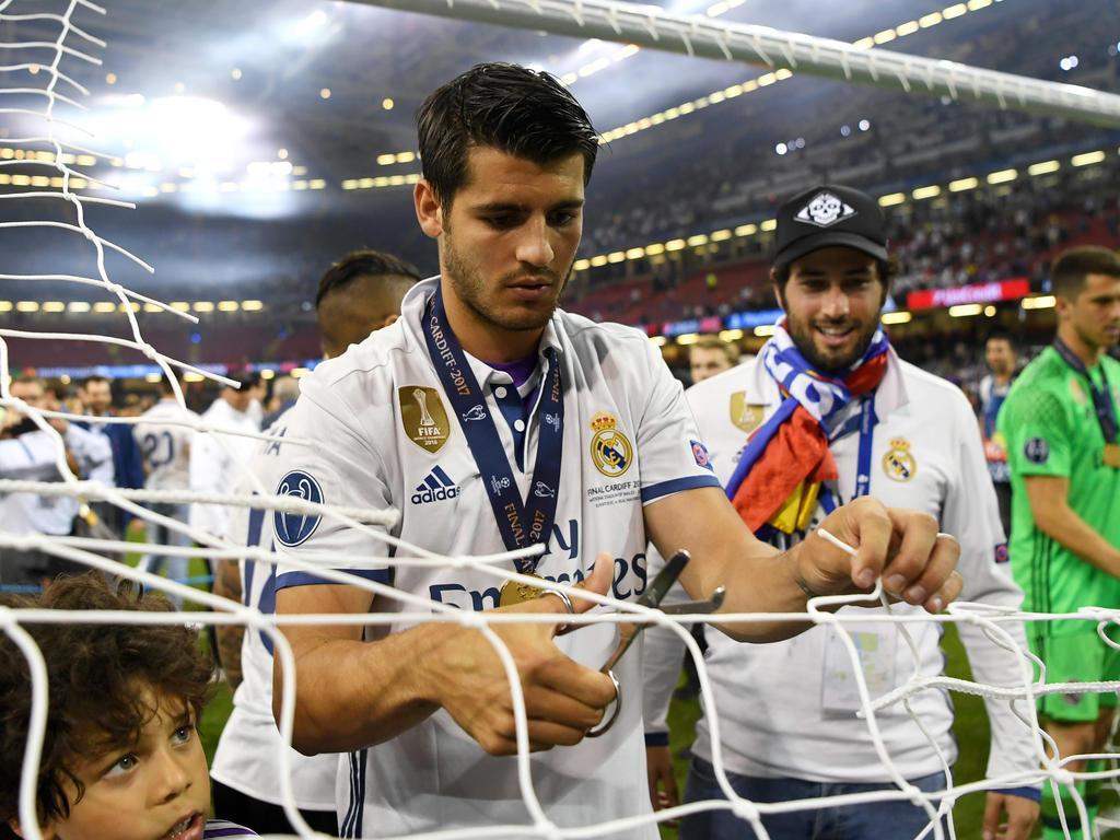 Álvaro Morata (Real Madrid)