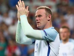 Wayne Rooney tritt aus der englischen Nationalmannschaft zurück
