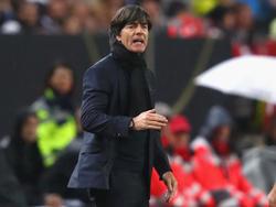 Joachim Löw sieht noch einige Baustellen vor der WM