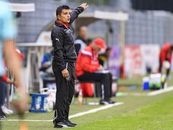 Sieht den Trainerwechsel beim VfL Bochum nicht als Vorteil für sein Team: Sandhausen-Coach Kenan Kocak