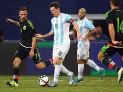 Lionel Messi wird bei der Copa América für Argentinien auflaufen