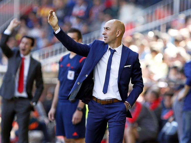 Pako Ayesteran ha conseguido que el Valencia permanezca en la máxima categoría. (Foto: Getty)