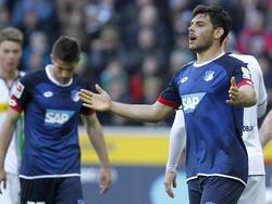 Kevin Volland soll vor einem Wechsel nach Hoffenheim stehen